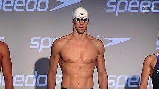 видео: Пловец Майкл Фелпс в 28 лет собирается возобновить карьеру  16.04.2014