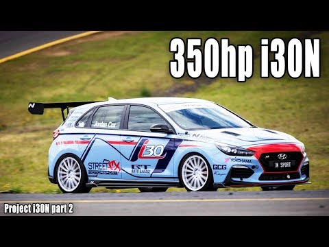 350hp i30N We took 6 weeks to build a GTi Type R KILLER Project NSPORT