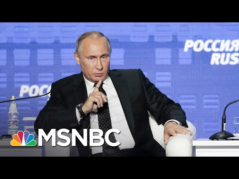 Treasury Department Easing Sanctions On Russia | Andrea Mitchell | MSNBC