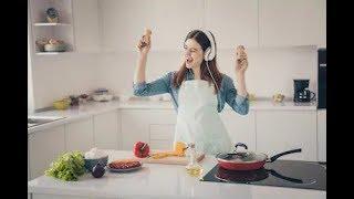 موسيقى وفيديو للطبخ لأصحاب المطاعم من أجل الزبناء.. مأكولات رائعة (Cooking music)