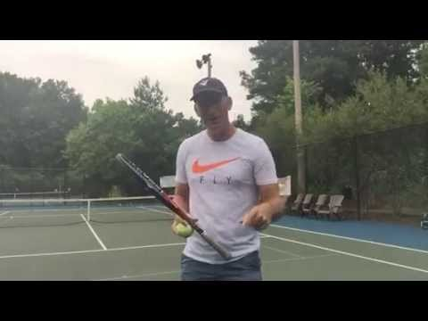 Forehand Tennis Tip: Why is My Forehand Going Long?