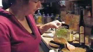 Vegan Gravy With Chia Seeds