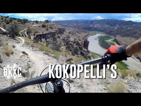 Mountain Biking the Kokopelli Loops in Fruita, Colorado
