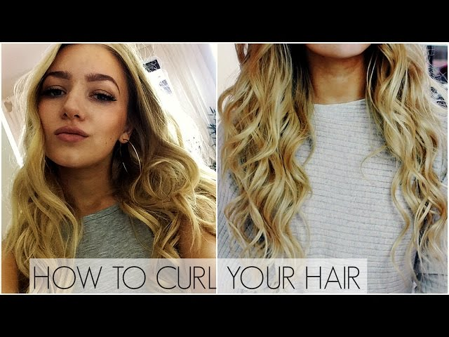 How to perfect your layer curls?-Fashion Tips