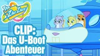 Die ZhuZhus - Clip: Das U-Boot Abenteuer | Ab Montag im Disney Channel