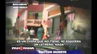 Doctor muerte: macabro negocio de abortos clandestinos en Trujillo