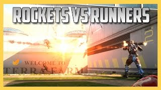 Rockets vs Wall Runners #3 (Black Ops 3)