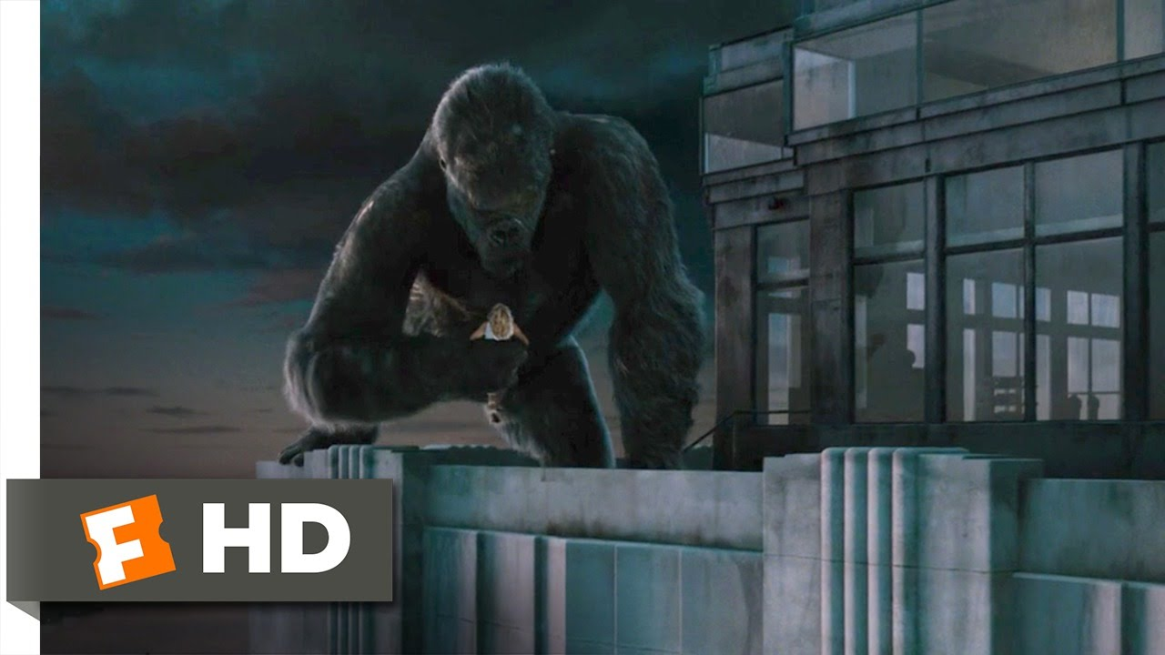 how many king kong movies have been made