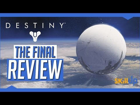 Destiny | The Final Review of this Brilliant Mess of a Game (before the release of Destiny 2)