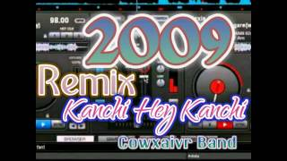 Kanchi Hey Kanchi Remix by Santosh sutar Myanmar