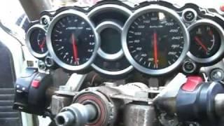 запорожец с мотором Hayabusa k9 (№ 1)