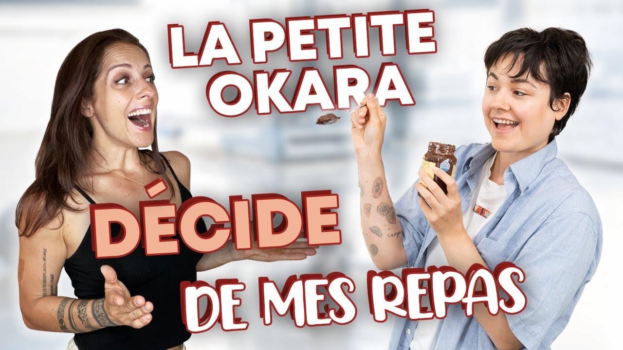 On a échangé nos assiettes ft @La petite Okara| Recette Vegan & Healthy