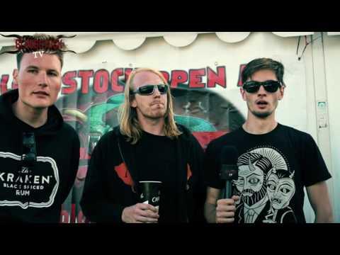 HUSK Interview Bloodstock 2016 - Hobgoblin Newblood Stage