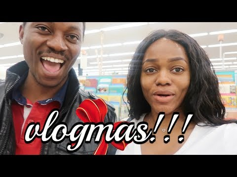 VLOGMAS BEGINS! BLACK FRIDAY HAUL + LIFE UPDATE | LIFE OF LUCH