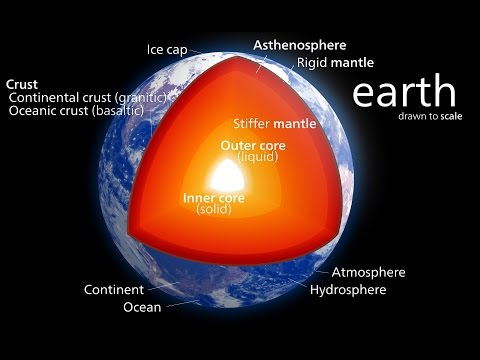 Scientists identify missing mass in Earth's core