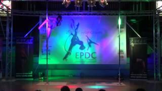 Karo Swen - Expert Pole - Emma's Pole Dancing Championship 2014