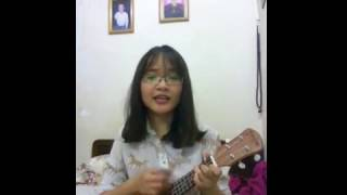 Bleeding love - Leona Lewis - ukulele
