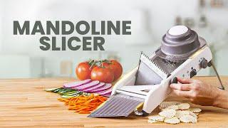 7 Best Mandoline Slicer