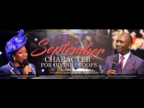 HEALING AND DELIVERANCE SERVICE. 19/09/17