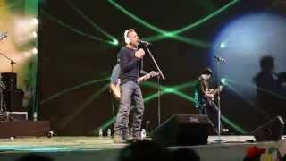 Mera Bichra Yaar Live - Strings (Global Village 2015, Dubai)