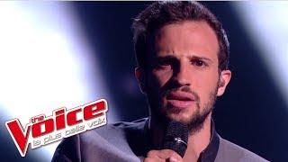 Le Paradis Blanc - Michel Berger | Marvin Dupré | The Voice France 2017 | Live