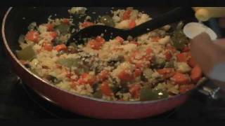 Curried Couscous Salad Recipe, Easy Couscous Salad