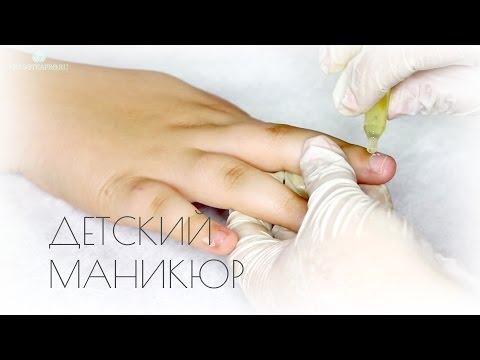 Видео Наращивание ногтей модель эшли
