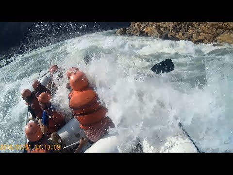 River Rafting in Rishikesh || Shivpuri to Ram Jhula 13 kms of Rafting