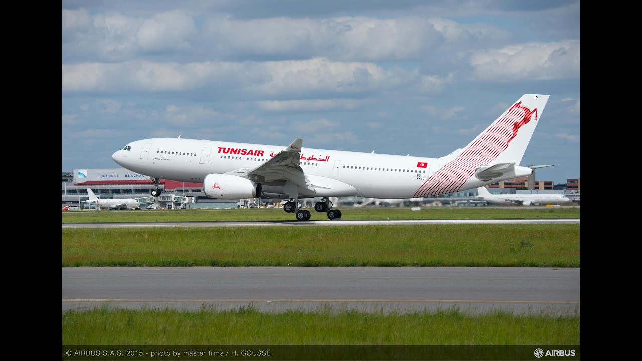 Aviation News | Tunisair takes delivery of its first A330-200