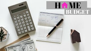 How To Plan Home Budget -  Money Management Tips