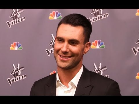 Adam Levine Calls Christina Aguilera & Lady Gaga