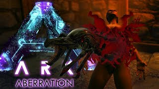 ARK Aberration - NEW CHEST BURSTER! HOW TO BREED THE REAPER QUEEN F...