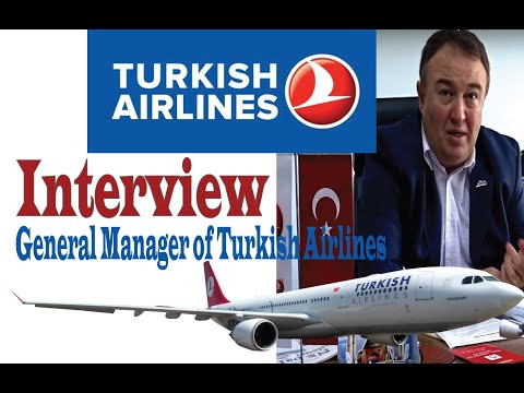 Interview with General Manager of Turkish Airlines for Nepal