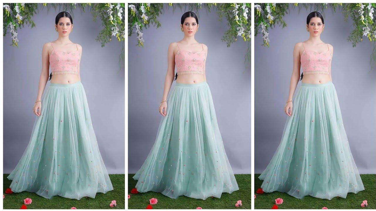 Latest & Stylish Designer Party Wear Dresses Daraz Online - YouTube