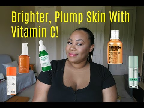 All About Skincare⎮Vitamin C!