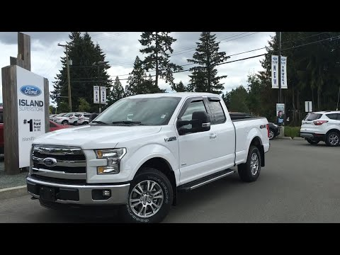 2016-ford-f-150-lariat-supercab-4x4-+-box-step-review|-island-ford