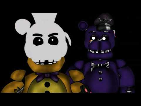 Fnaf/dc2: Special Strike The Chief And Shadow Freddy Talk Preview.