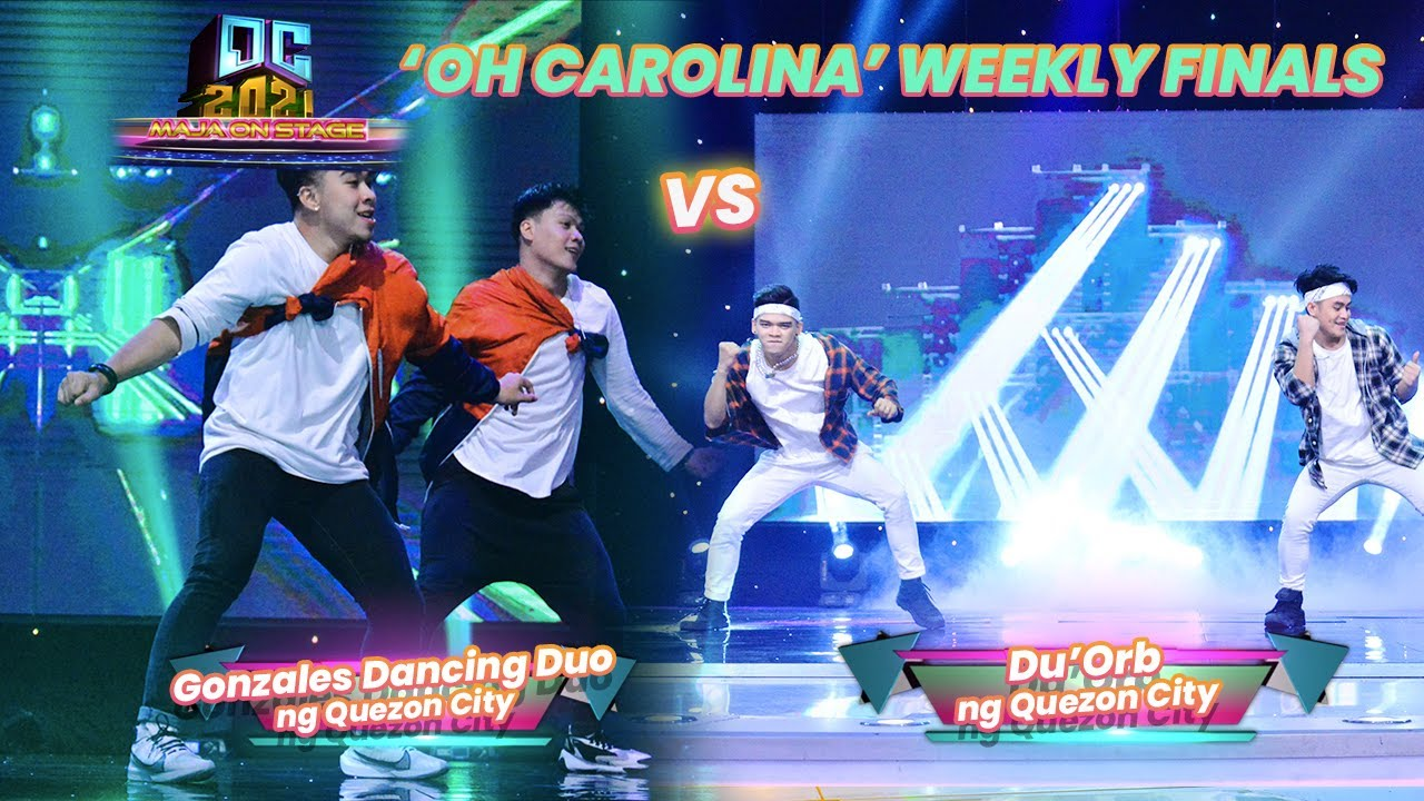 DC 2021 Weekly Finals 'Oh Carolina' (ft. Ganzoles Dancing Duo vs Du'Orb) | 10/23/21