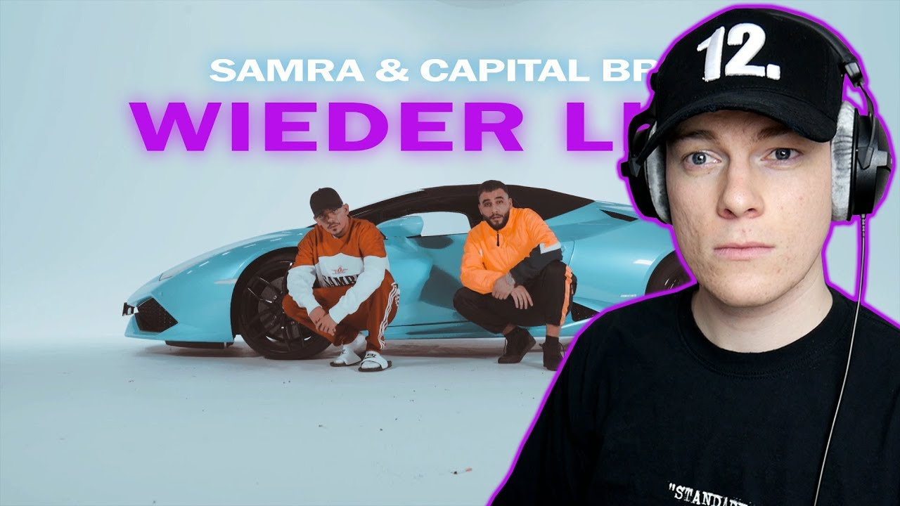 ??????? Hit?: SAMRA & CAPITAL BRA WIEDER LILA (PROD. BY BEATZARRE & DJORKAEFF) ReactionReaktion