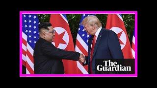Rocket Man: Trump autographs Elton John CD for Kim Jong-un