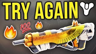 NOPE...TRY AGAIN!! THIS IS TOO EASY... 😜(Destiny 2)