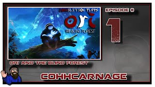 CohhCarnage Plays Ori and the Blind Forest - Episode 1