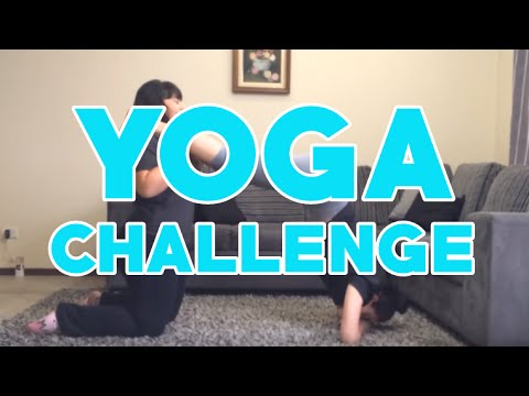 Vlogandinho: Yoga Challenge