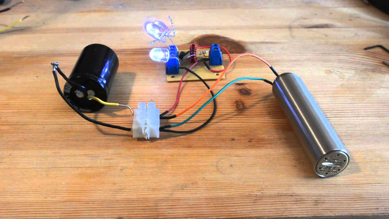 Joule Thief Led Wiring Circuit Diagram In Addition Schematic