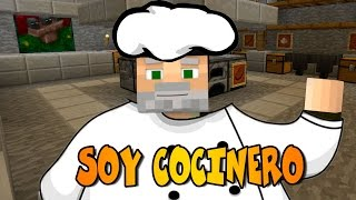 SOY COCINERO!! | Minecraft Mini-Juego