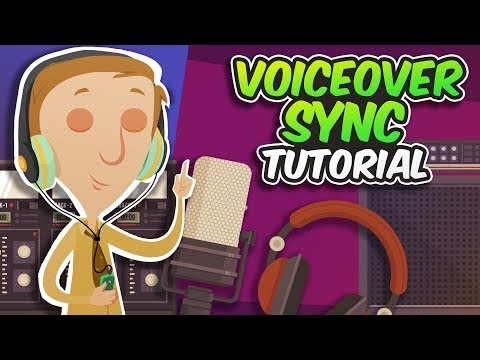 How to Sync Your Voiceover in Animaker - YouTube