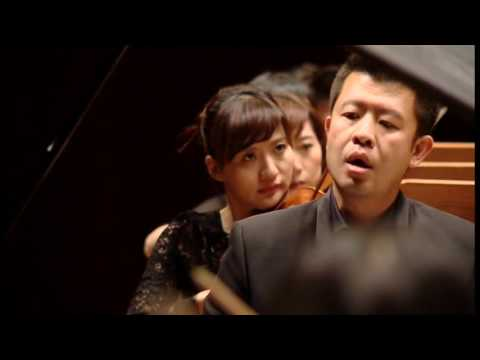 Rachmaninoff Concerto no. 2 Ning An