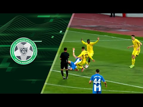 Sheriff Tiraspol Zaria Balti Goals And Highlights