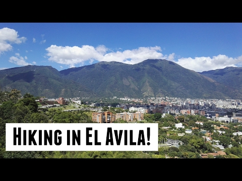 Hiking in El Avila || Robust Runa