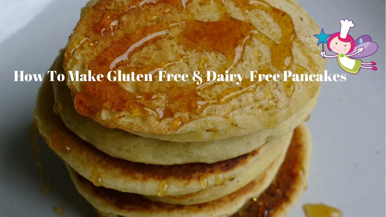 How to make gluten free and dairy free pancakes a glutenfree how to make gluten free and dairy free pancakes a glutenfree dairyfree pancake recipe ccuart Gallery